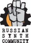 Логотип Russian Synth Community