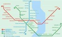 На Сырецко-Печерской линии киевского метрополитена из-за технической неисправности поезда временно прекращено...