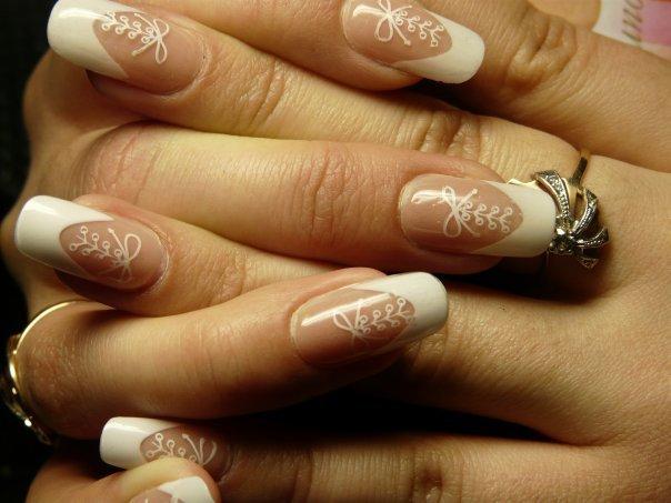 Прямоугольная форма ногтей - Идеи по дизайну ногтей - сделаем ваши ручки более изящными - Форум-Град