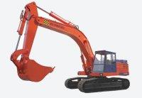 Универсальный гидравлический экскаватор ЭО 4225 с различными видами рабочих органов, таких как ковши, обратная лопата...