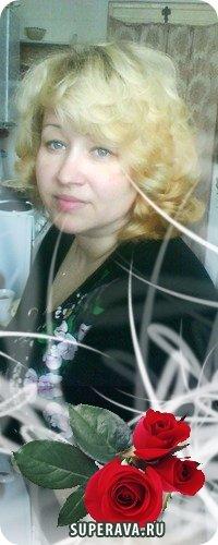 Нина Пономарёва, 4 мая 1973, Новосибирск, id30216290