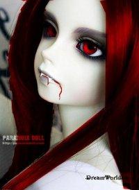 Скарлет-Вампир Trix