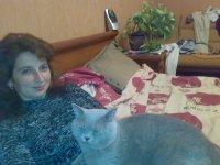 Жанна Саликова, 9 марта 1973, Москва, id2491816