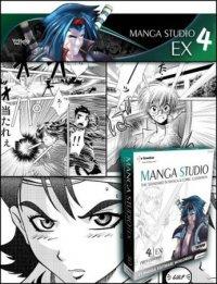 скачать manga studio 4 торрент