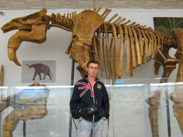 Мои путешествия. Елена Руденко. Киев (Научно-природоведческий музей.  ). 2009г. X_5224d459