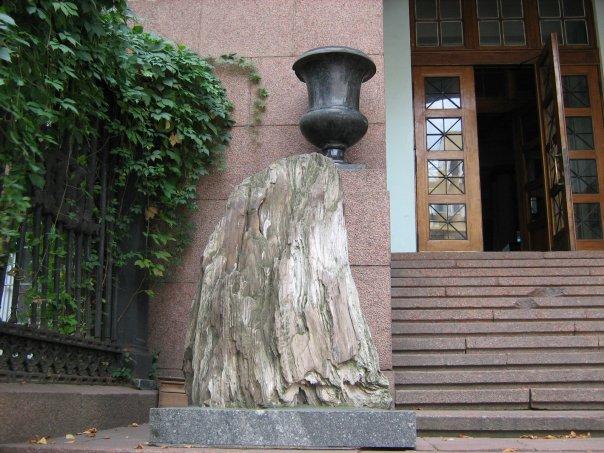 Мои путешествия. Елена Руденко. Киев (Научно-природоведческий музей.  ). 2009г. X_6995c95c