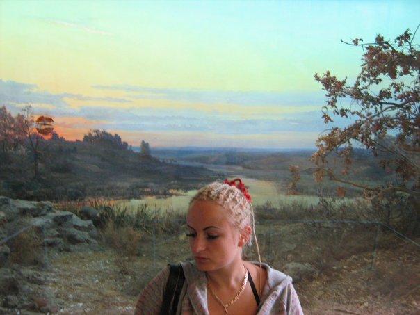 Мои путешествия. Елена Руденко. Киев (Научно-природоведческий музей.  ). 2009г. X_a0019665
