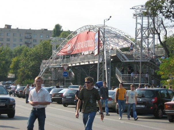 Мои путешествия. Елена Руденко. Киев ( Авто шоу ) 2009 г.  X_82ac795c