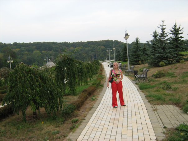 Мои путешествия. Елена Руденко. Феофания - историческая местность на окраине Киева. 2009 г. X_71a216cb