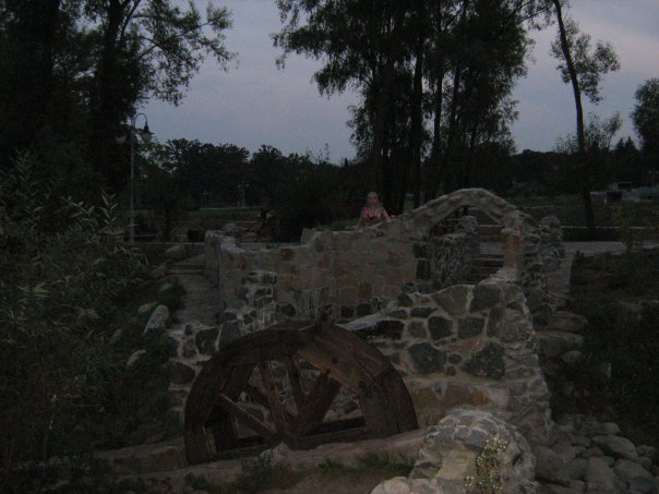 Мои путешествия. Елена Руденко. Феофания - историческая местность на окраине Киева. 2009 г. X_b51f9a27
