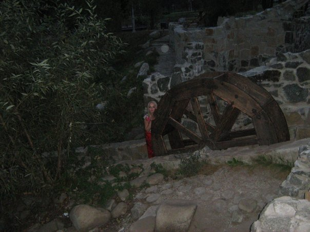 Мои путешествия. Елена Руденко. Феофания - историческая местность на окраине Киева. 2009 г. X_c67c43e7