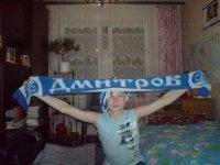 Владимир Шинкаренко, 6 ноября 1994, Красноярск, id27603841