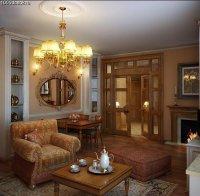 Студия Архитектуры и Дизайна предлагает разработку эксклюзивного дизайн-проекта квартиры, офиса, ресторана.