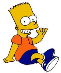 Bart Simpson, 20 апреля 1986, Казань, id23456309