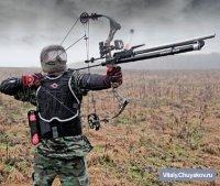 Airow Gun - блочный лук для пейнтбола.