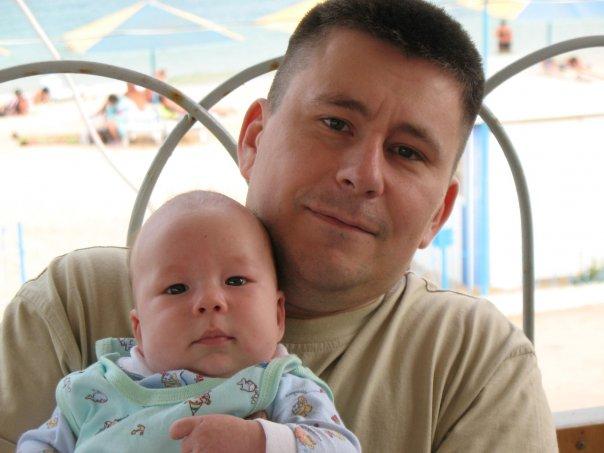 Отдых на море с 2-х месячным малышом! Фото рассказ.