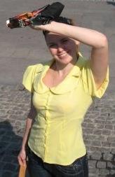 Анна Сыроватская, 31 июля 1985, Санкт-Петербург, id4911541
