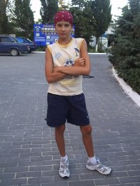 Андрюшка Болотов, 9 февраля 1996, Ульяновск, id32957889