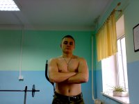 Серега Клец, 1 октября 1988, Луганск, id34706453