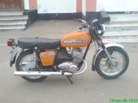 Всё про мотоциклы иж юпитер 5
