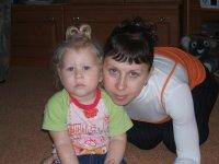 Светлана Воловик (Беккер), 7 сентября 1993, Омск, id28034164