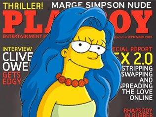 Все симпсоны голые