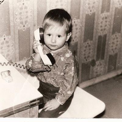 Лёша Михайловский, 1 апреля 1988, Москва, id74335003