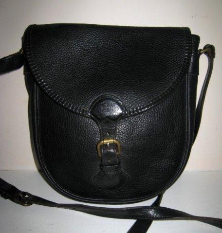 Винтажная сумка охотника (80-е, Великобритания)
