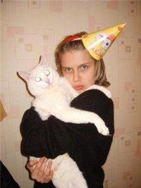 Дарья Мельникова, 9 февраля 1992, Москва, id33726262