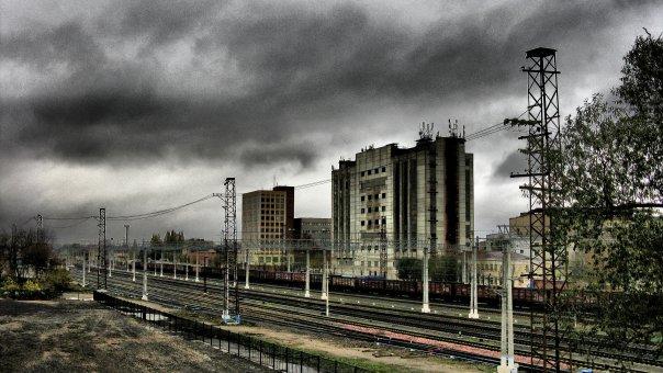 Подольск - р.Пахра