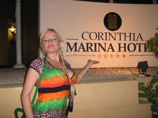 Мои путешествия. Елена Руденко. Мальта. 2008г. X_261142ff