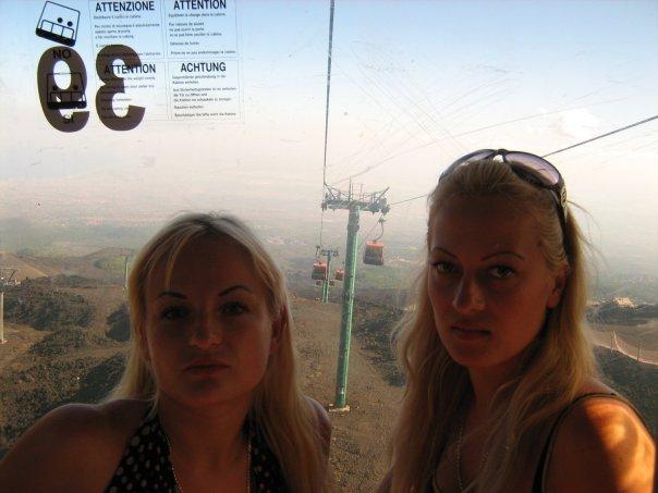 Мои путешествия. Елена Руденко. Вулкан Этна. 2008г. X_14cf1bb3