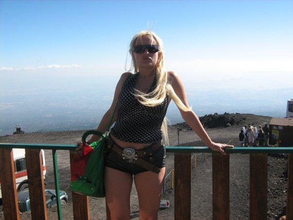Мои путешествия. Елена Руденко. Вулкан Этна. 2008г. X_3cbf30b0