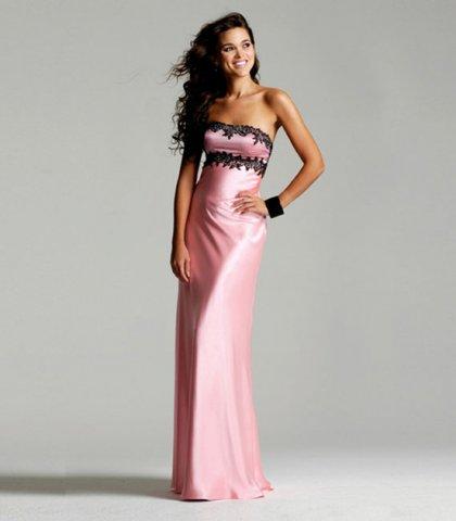 самое красивое вечернее платье