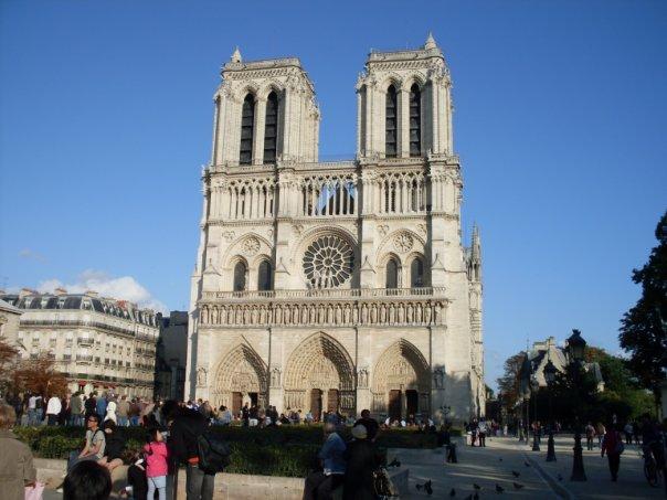 Париж Франция