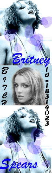 Britney Spears, 2 декабря 1981, Киров, id18314023