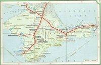 ๑ ๑Железные дороги Крыма и ВСЕ и ВСЁ что с ними связано๑ ๑.