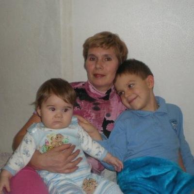 Нина Антонова, 7 ноября , Вологда, id62235114