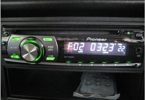 pioneer deh 2050mpg инструкция
