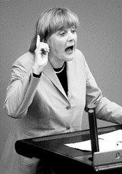 Angela*Dorothea* Merkel