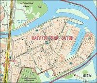 """С ноября 2010 года ГУП города Москвы  """"Дирекция единого заказчика района Нагатинский затон """" находится по адресу..."""