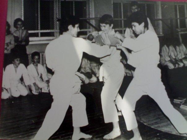 Самбоуд: армейский стиль рукопашного боя без оружия
