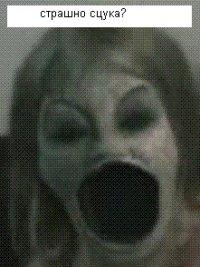 страшные фото морды