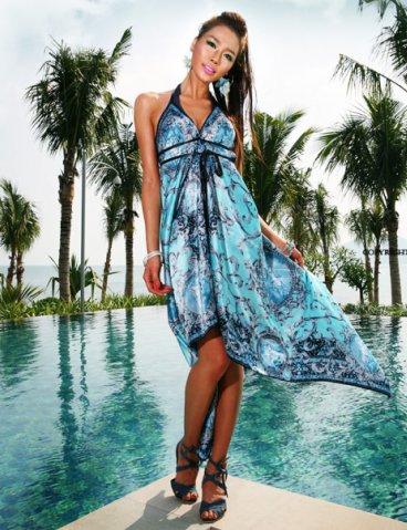 Пляжные Свадебное Платье 63