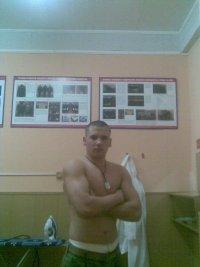 Андрей Патрашов, 19 октября 1989, Саратов, id33601577