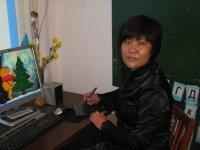 Жанна Ногай, Талдыкорган