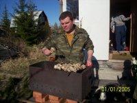 Владимир Абоймов, Карши