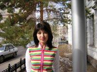 Ботагоз Туганбаева, Кызылорда
