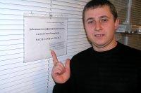 Олег Слюсаренко, Алчевск