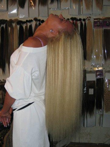 Натуральные накладные волосы на заколках.цены